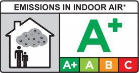 NovelioClassicUsa Emissions in indoor Air