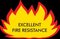 NovelioClassicUsa Excellent Fire Resistance